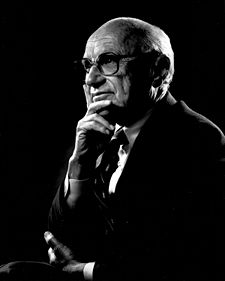Hagiographic portrait of Milton Friedman, one of the most toxic  intellectuals of the 20th century, and an apologist for murderers.