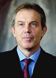 The ascendancy of corporatist-imperialist warmonger Tony Blair represents the appalling level of degeneracy attained by Britain's Labour as the party moved farther to the right in the decades following the end of WW2. He has equivalents throughout Western Europe, most notably in Spain, France and Germany.