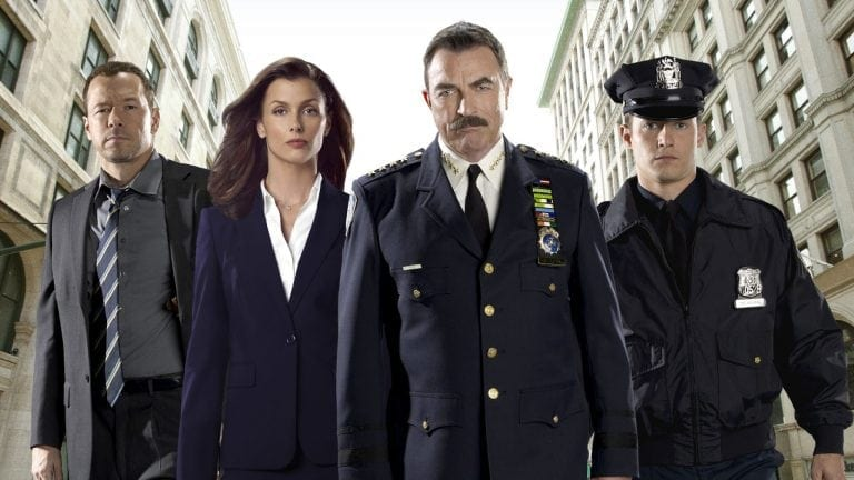 "CBS Blue Bloods is a later day cop show with the usual plot lines, albeit modernized for 21st century audiences. Police melodramas are an old staple of American television. Cheap plots with plenty of opportunity for mayhem and ""wow"" moments, they also reinforce the status quo by giving the police a free public relations boost."