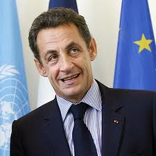 Western European leaders like France's Sarkozy are now eager to get in on the Libyan adventure.