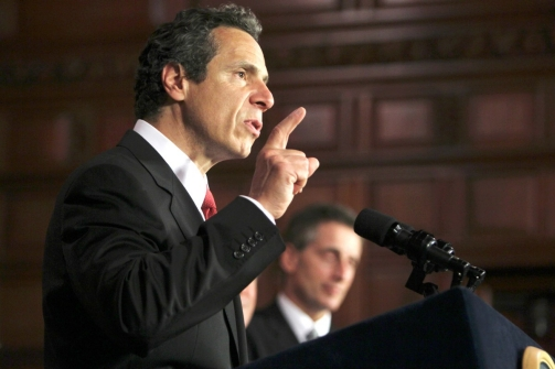 Andrew Cuomo: a Bill Clinton with an Italian surname?