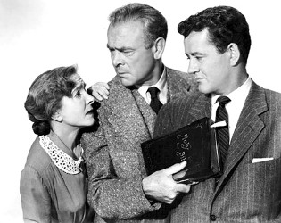 Hellen Hayes, Dean Jagger, Robert Walker, Jr. The film boasted a top-drawer cast.