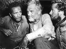 Bogart, Huston pere, and Holt. An unforgettable tale with moral overtones.