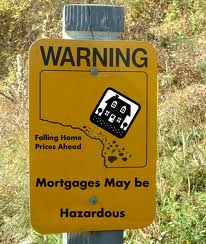 Falling home prices