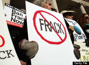 State Lawmakers And Environmental Activists Express Opposition To Hydro Fracking