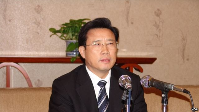 Liang Wengen (Chinese: 梁稳根; pinyin: Liáng Wěngēn) is mainland China's richest man, and is tapped to join the Central Committee of the Communist Party of China.
