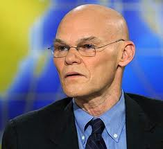 "James Carville-the ""Blabbermouth of the South"""