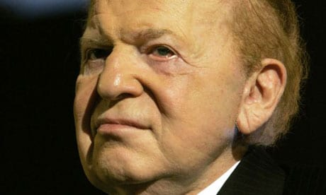 Speaking of trust: Can arch-Zionist warmonger and casino mogul Sheldon Adelson, one of the dark forces behind the advertising blitz condemning the treaty, be trusted?