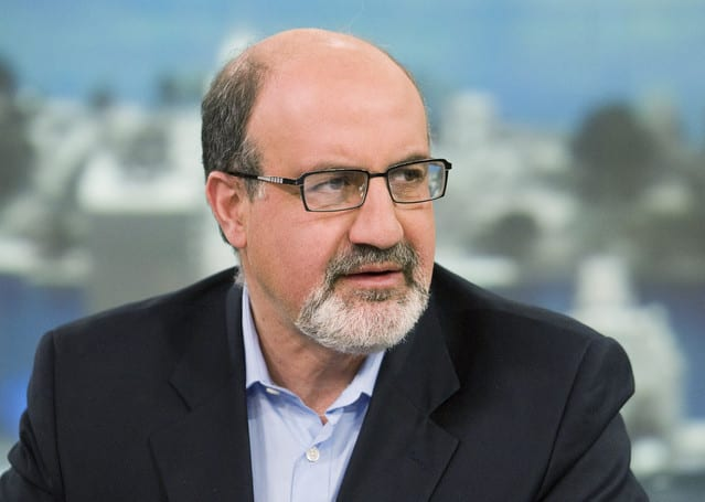 Nassim Taleb on Scientific Discovery In the Pipeline: