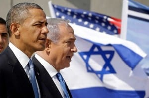 Obama in Israel: Toadying up to the Israel lobby, a must-do for all American politicians. Hypocrisy of magnificent proportions on all sides.