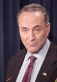 Sen. Chuck Schumer, D, Israel. A malevolent force in the US Congress.