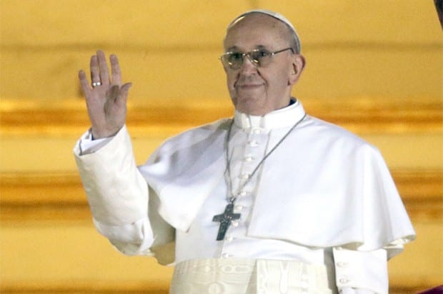 "Pope Francis: ""Atheists are all right!"" In various ways the new pontiff suggests a mind willing to confront convention."