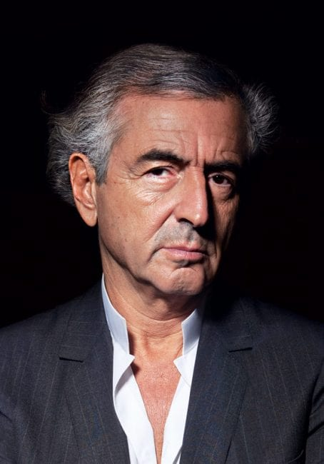 Bernard Henri Levy: a decadent dilettante and poseur without equal in his capacity to promote evil.