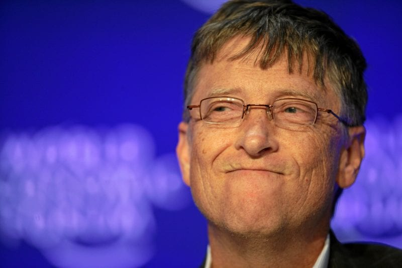 Bill Gates is now promising to cure poverty in two decades. Typical American delusion, like counterinsurgency theories that claim to want to win the hearts and minds of people while ignoring the social causes of rebellion and subjecting the people to harsh tyrannies and exploitation.