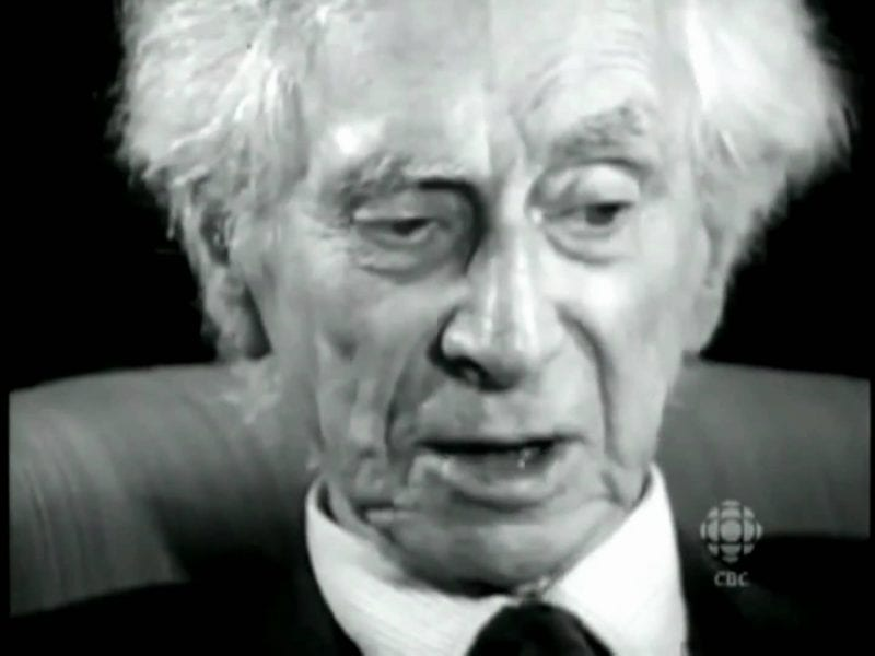 bertrand russell a free mans worship essay