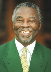 "Apostate Mbeki: ""Just call me a Thatcherite."""