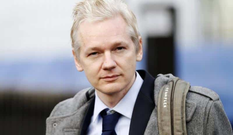 Assange: None dare call him a hero.  Which he is.