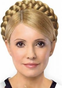 "Yulia Tymoshenko, the corrupt oligarch and fascist beauty being hailed by the new leaders as a ""democrat"" well deserved her incarceration. Don't expect the US media to explain what her true political lineage is."