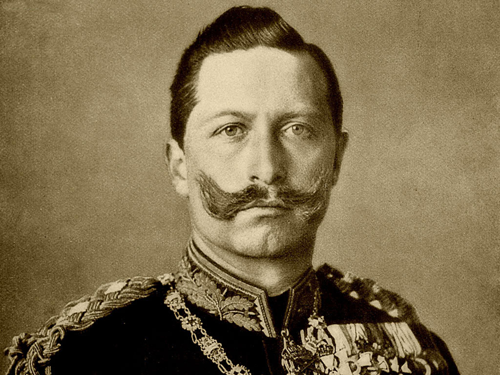Kaiser Wilhelm II: Not guilty as charged?