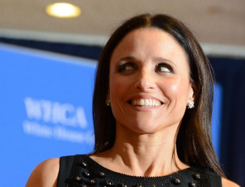 "Julia Louis-Dreyfus is probably most famous for playing the role of Elaine Benes on the long-running television sitcom ""Seinfeld"". She played the role of Elaine on Seinfeld for nine seasons between 1989 and 1998. Born January 13, 1961, in New York City, Julia is the eldest daughter of billionaire financier Gerard Louis-Dreyfus. Gerard is the French born former Chairman of the Louis-Dreyfus Group. He is worth $4 billion."