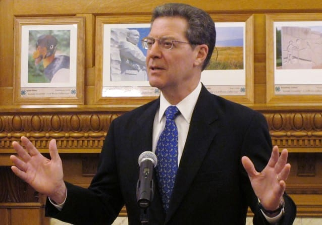 Sam Brownback, Kansas Governor (R)