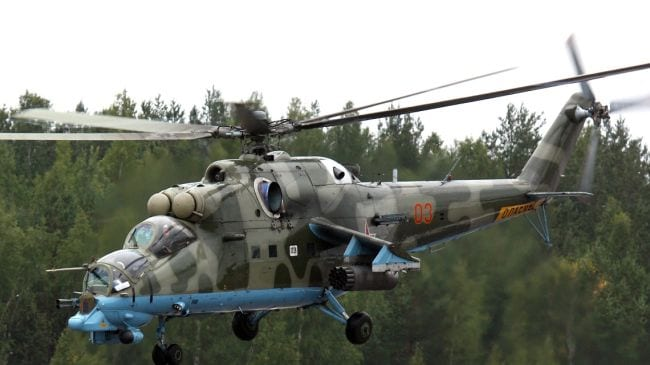 ukraine-Mi-24-helicopter.shotDown