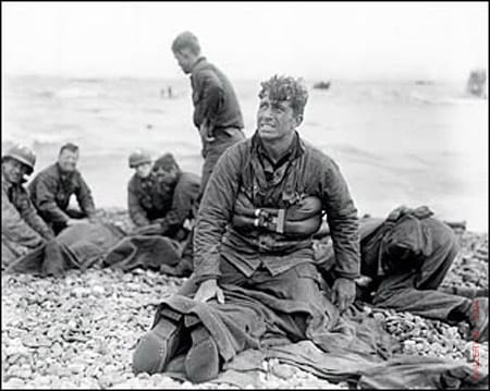 D Day Real Pictures Every June 6th  we honor those