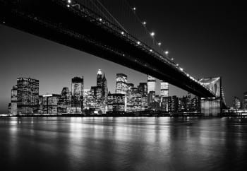 NYC-black-and-white-new-york-city-night-nyc-photography-Favim.com-405436
