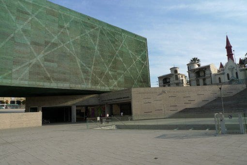 Magnificent Museum of Memory and Human Rights in Santiago