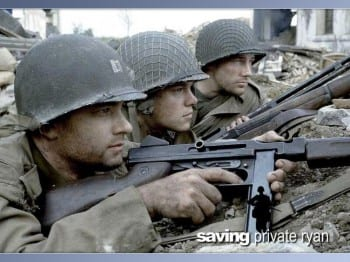 savingRyan-Tom-Hanks-Matt-Damon-Private-Ryan-photo