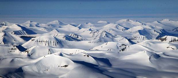 Methane plumes have been discovered in many regions of the Arctic.