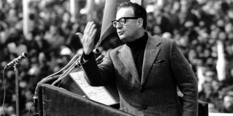 The coup against martyred Pres. Allende proved that building socialism while the bourgeoisie controlled practically all levers of power, media, and parts of the judiciary was a well-nigh impossible task.