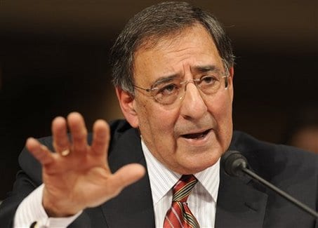 Leon Panetta: A member of the self-perpetuating criminal corporatists deep state drying humanity to ruin in the chaos of endless wars and ecological insanity.  These people are worse than worthless as leaders.