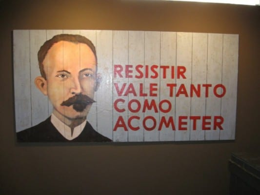 jose marti essay Juan francisco elso padilla was a cuban sculptor who died of leukemia in 1988  at the age of 32 despite his short life, he set an influential example he w.