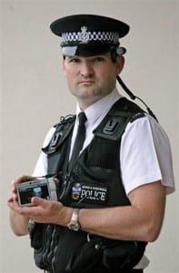 In the UK, another state where police abuses are rapidly escalating, body video cameras are also being tested.