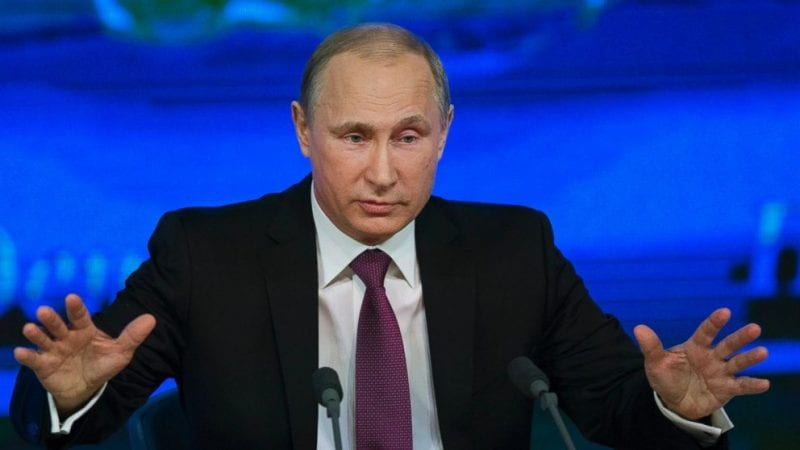 Vowing never to let the West defang his proud nation, President Vladimir Putin promised Thursday to fix Russia's economic woes within two years by diversifying and voiced confidence that the plummeting ruble will soon recover.