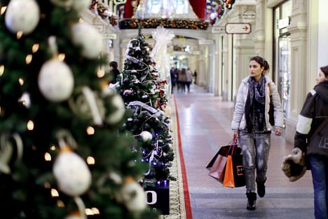 Russian consumers have been visibly shaken by the sudden fall of the Ruble, rushing to buy all sorts of things, from staples to durables, but the resolution of the crisis remains