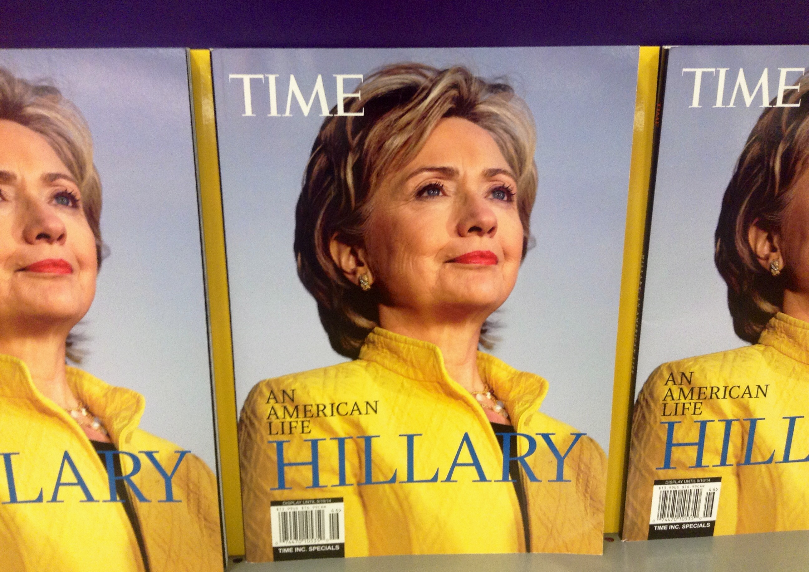 As a loyal member of the imperial establishment, the favorable marketing of Hillary has been a done deal for a long time.  (Via M.Mozart, flickr)