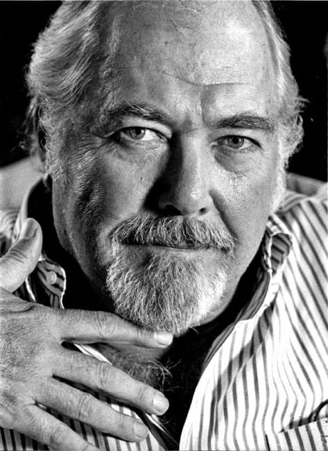 Robert Altman, one of the directors who sought to minimize the opening preliminaries in a film.