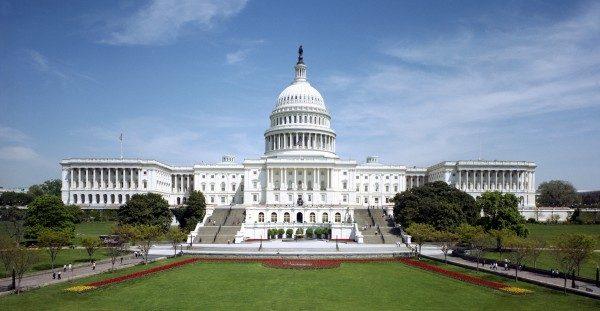 The US Capitol: Magnificent building, sordid business.