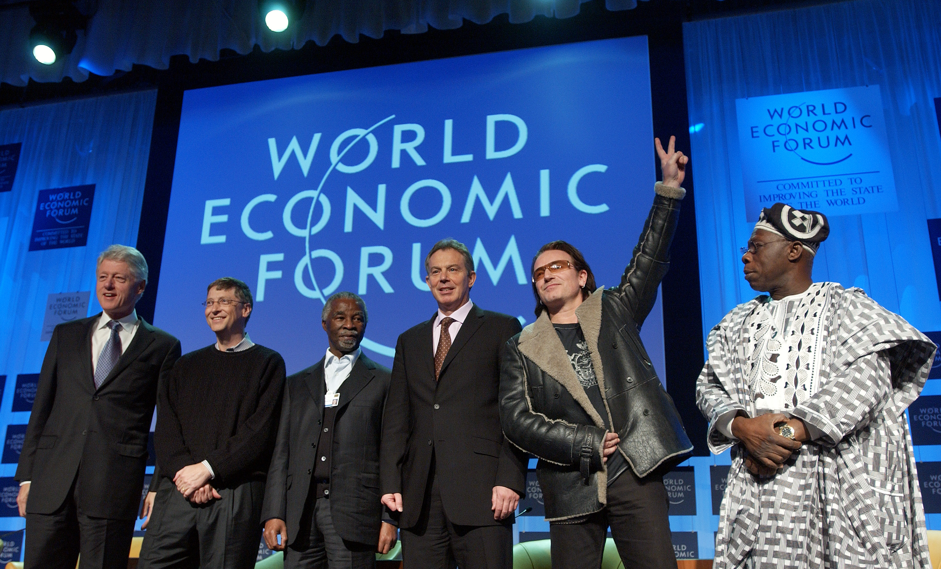 The Davos World Economic Forum  a history and analysis     The     The Greanville Post