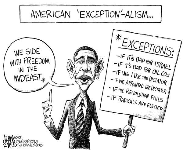 americanExceptionalism3 - Obama Fact Sheet