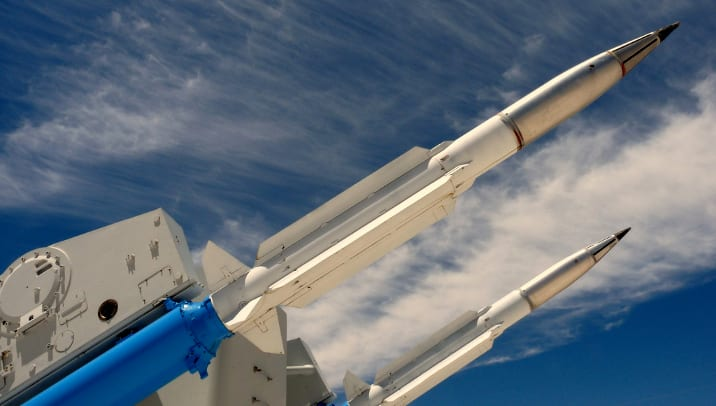 US forward missile battery: now it is itself in the crosshairs.