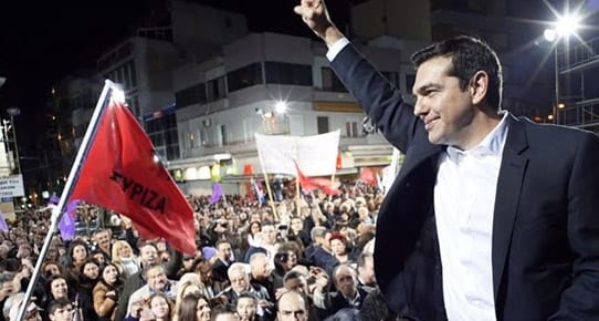 The problem with Syriza is that it supposedly represents the working class but has too many bourgeois elements, including in its leadership.