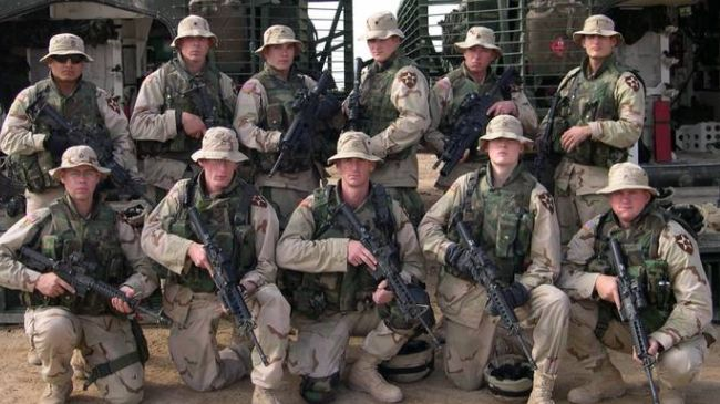 Special Forces deployed to Iraq - US General