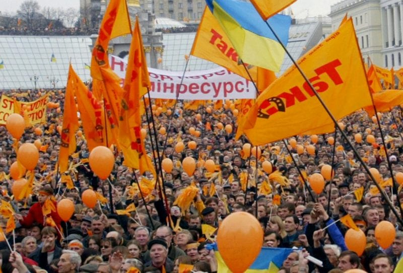 Ru Orange Revolution In Ukraine 11