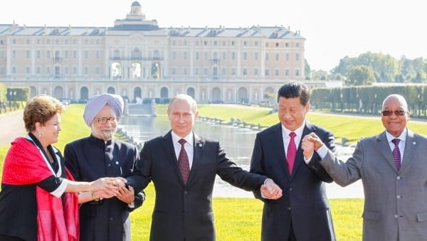 BRICS leaders (2013)