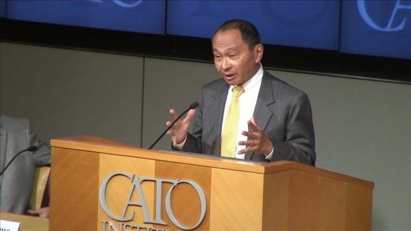 Fukuyama's intellectual creds are weak, but his apologia for capitalism made him a celebrity.