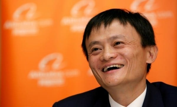 China's AliBaba CEO/Founder Jack Ma, one of China's entrepreneurial powerhouses. Current worth: $25 Billion.