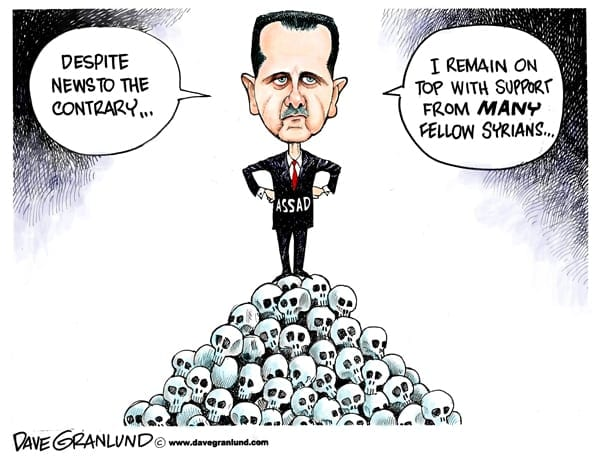 syria-assad-cartoon-support-from-the-people